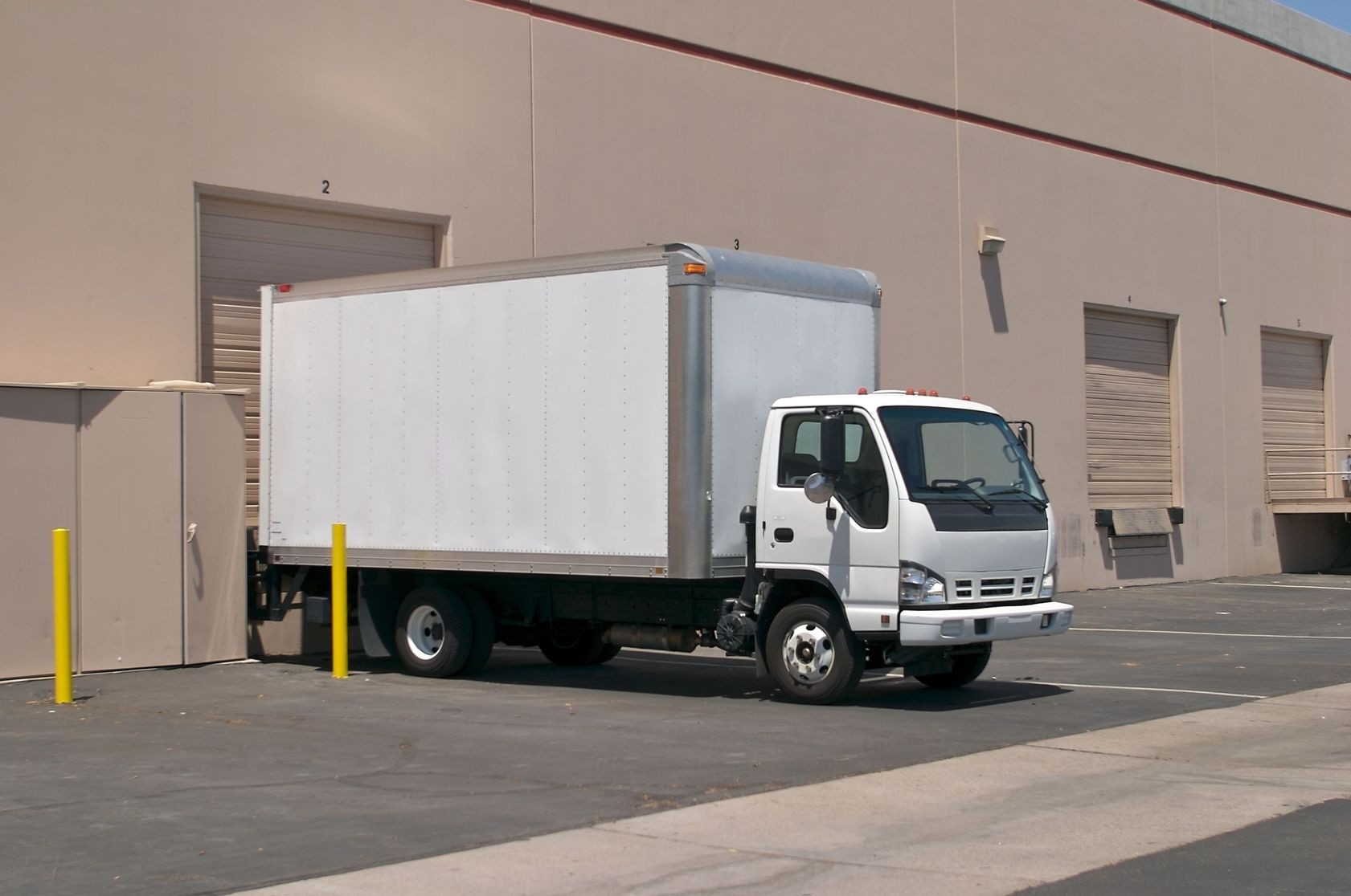 Round Rock, TX. Box Truck Insurance